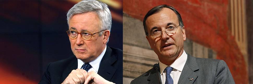 Quei sospetti su Frattini e Tremonti che tramarono contro il governo Berlusconi